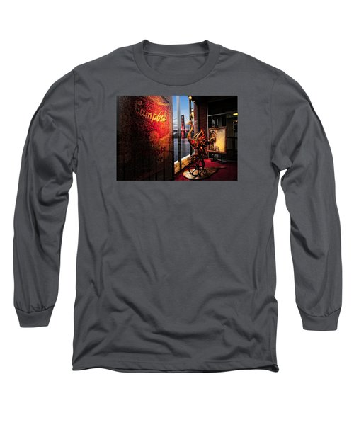 Long Sleeve T-Shirt featuring the photograph Window Art by Steve Siri