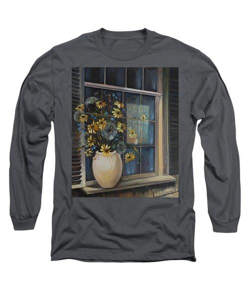 Window Dressing - Lmj Long Sleeve T-Shirt