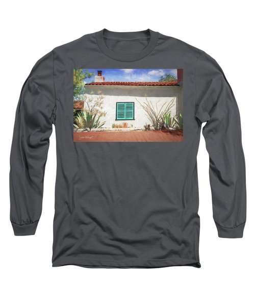 Window In Oracle Long Sleeve T-Shirt