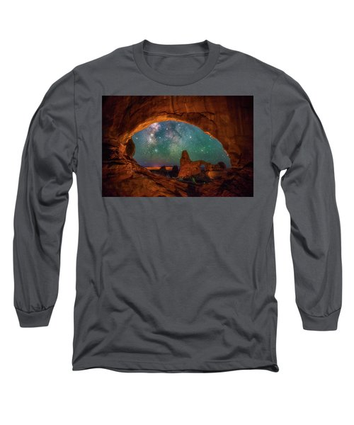 Window To The Heavens Long Sleeve T-Shirt