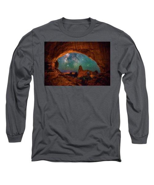Window To The Heavens Long Sleeve T-Shirt