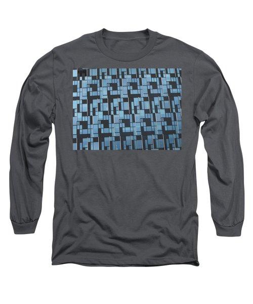 Windows Greenwich 02 Long Sleeve T-Shirt