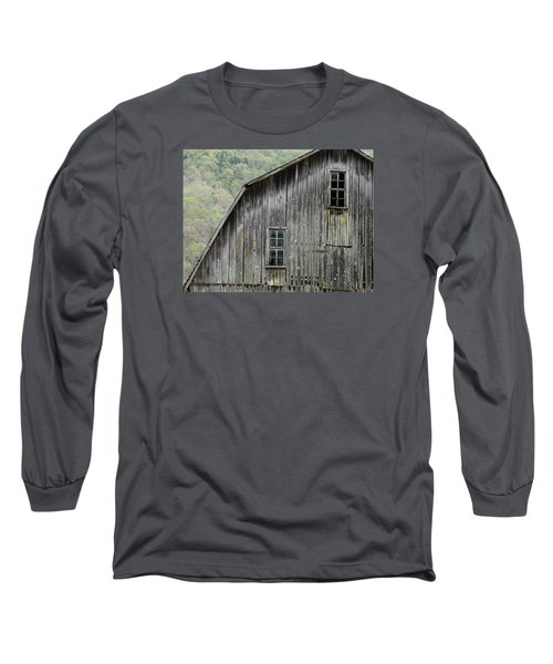 Windows Of The Past Long Sleeve T-Shirt