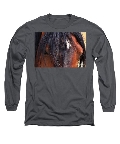 Windows To The Soul Long Sleeve T-Shirt