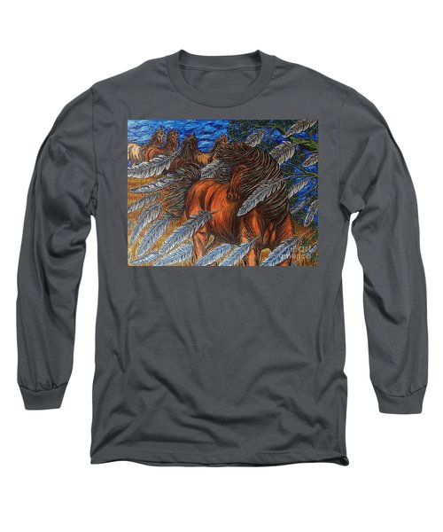 Winds Of Change Long Sleeve T-Shirt