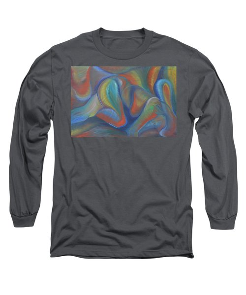 Winds Of Change Prevail Long Sleeve T-Shirt
