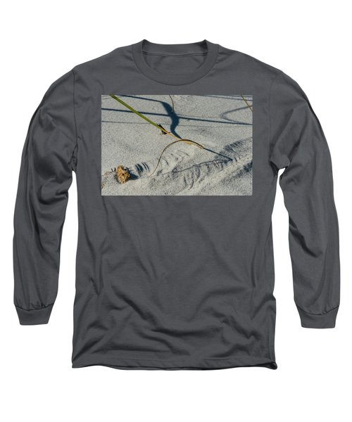Winds Sand Scapes Long Sleeve T-Shirt