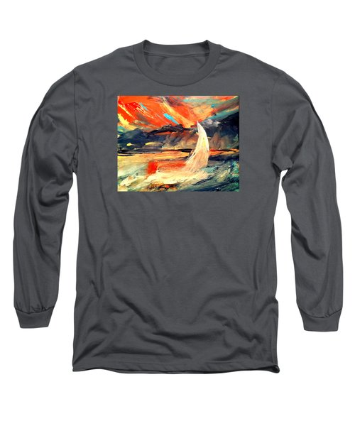 Windy Sail Long Sleeve T-Shirt