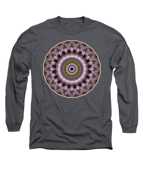 Wine Roses And Thorns Long Sleeve T-Shirt