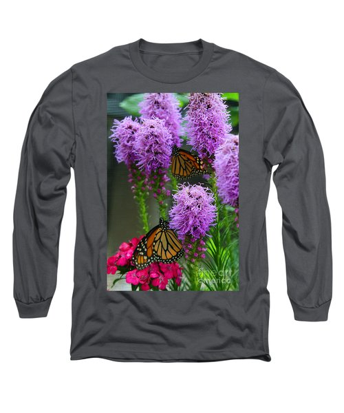 Winged Beauties Long Sleeve T-Shirt