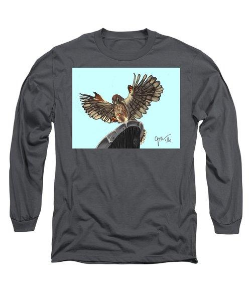 Wings. II Long Sleeve T-Shirt