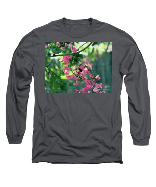 Long Sleeve T-Shirt featuring the photograph Wings by Megan Dirsa-DuBois