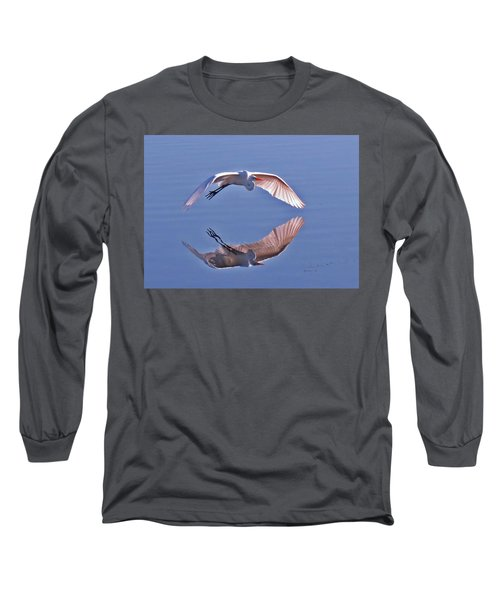 Wingtips Long Sleeve T-Shirt