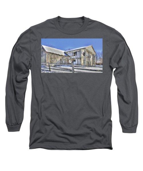 Winter Barn 2 Long Sleeve T-Shirt