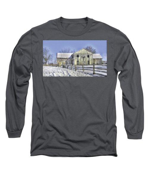 Winter Barn 3 Long Sleeve T-Shirt