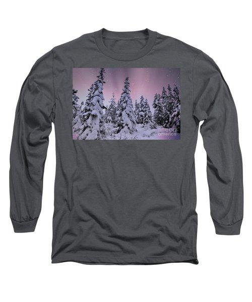 Winter Beauty Long Sleeve T-Shirt