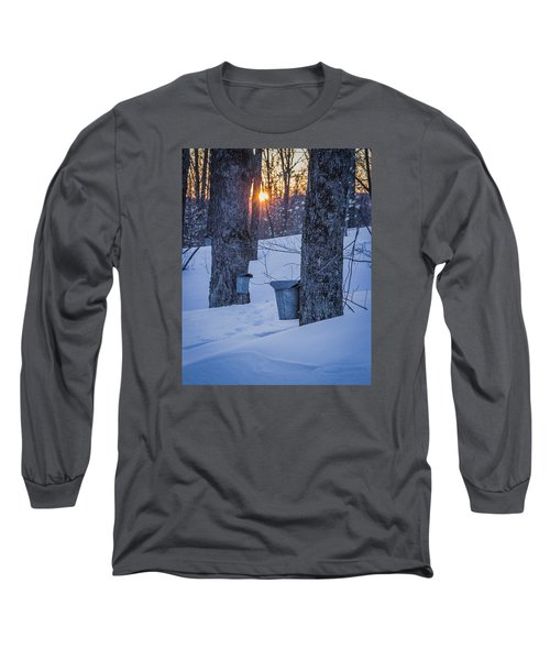 Winter Buckets Long Sleeve T-Shirt