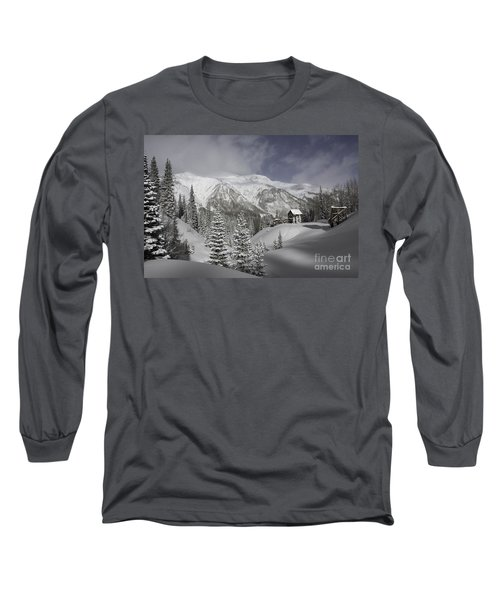 Winter Comes Softly Long Sleeve T-Shirt
