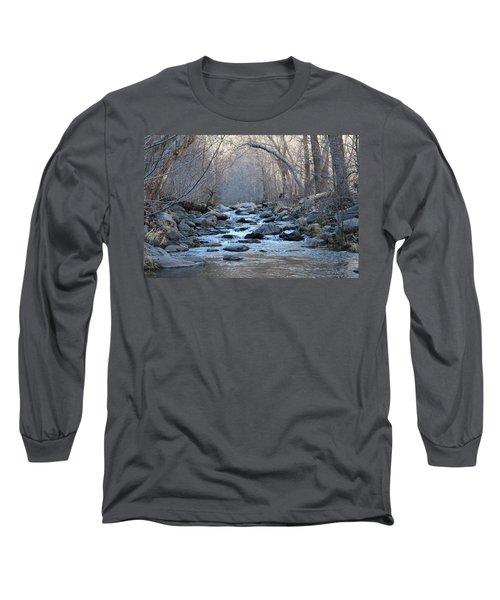 Winter Creek  Long Sleeve T-Shirt