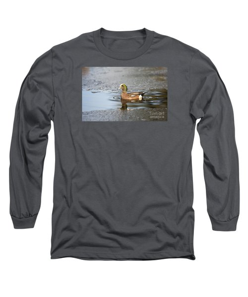 Winter Dip Long Sleeve T-Shirt