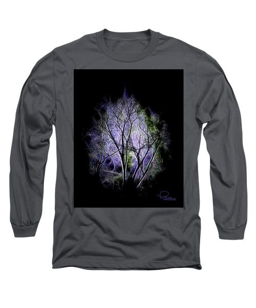 Winter Dream Long Sleeve T-Shirt by Ludwig Keck