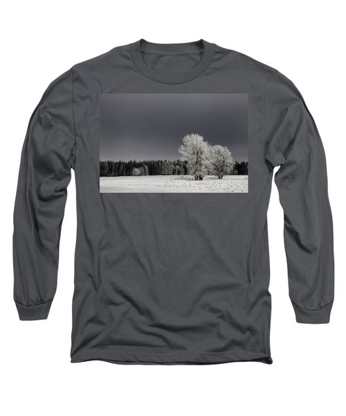 Winter Dreamscape Long Sleeve T-Shirt