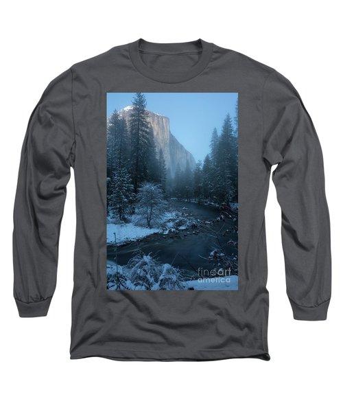 Winter El Cap  Long Sleeve T-Shirt
