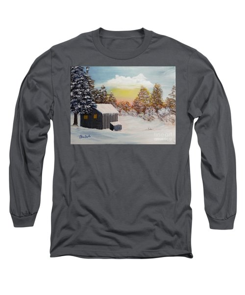 Winter Getaway Long Sleeve T-Shirt