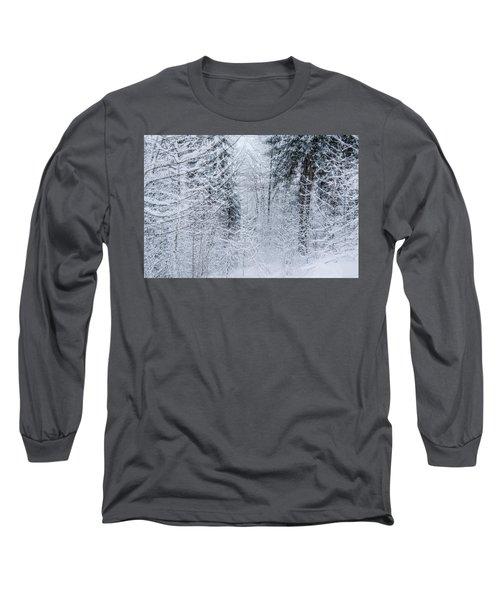 Winter Glow- Long Sleeve T-Shirt