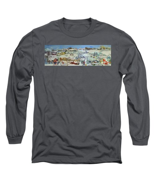 Winter Goose - Sold Long Sleeve T-Shirt