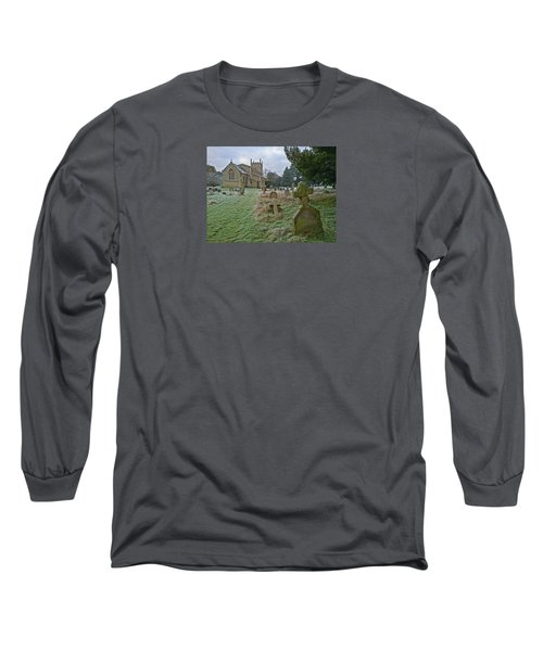 Winter Graveyard Long Sleeve T-Shirt