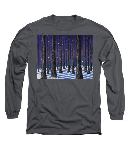 Winter Is Coming 01 Long Sleeve T-Shirt