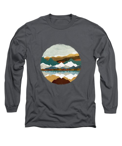 Winter Lake Long Sleeve T-Shirt