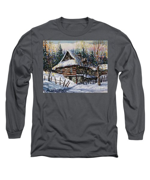 Winter Magic II  Long Sleeve T-Shirt