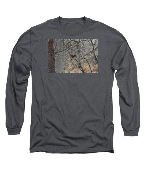 Winter Preparation  Long Sleeve T-Shirt