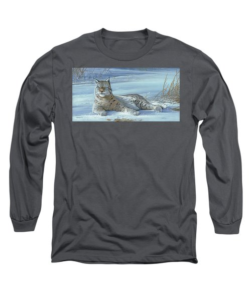 Winter Prince Long Sleeve T-Shirt