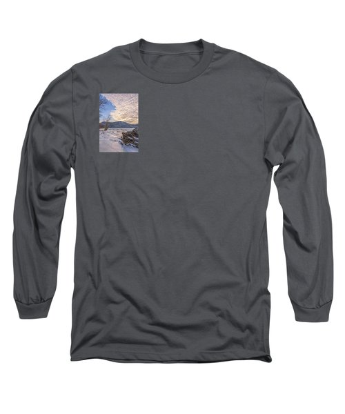 November River Long Sleeve T-Shirt by Angelo Marcialis