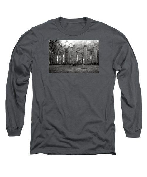 Winter Ruins Long Sleeve T-Shirt