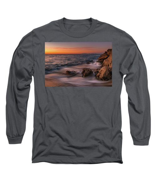Winter Sea Long Sleeve T-Shirt