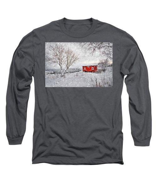 Winter Secret Long Sleeve T-Shirt