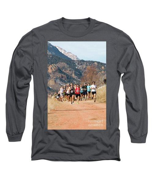 Winter Series II Peakrunners Long Sleeve T-Shirt