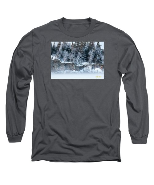 Winter Shore Long Sleeve T-Shirt