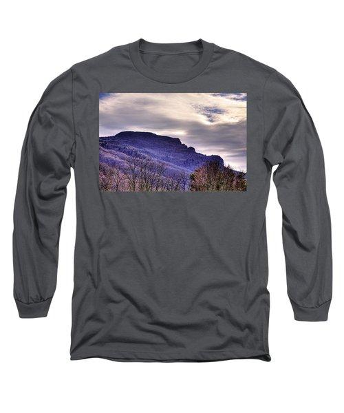 Winter's Sleep Long Sleeve T-Shirt