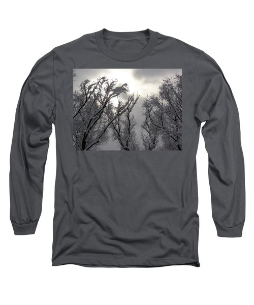 Winter Solstice Utah Long Sleeve T-Shirt