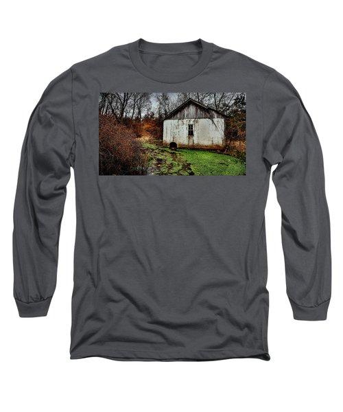 Winter Stream Long Sleeve T-Shirt