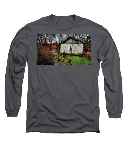 Winter Stream Long Sleeve T-Shirt