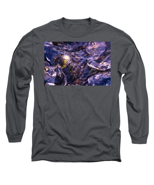 Winter Streams Long Sleeve T-Shirt