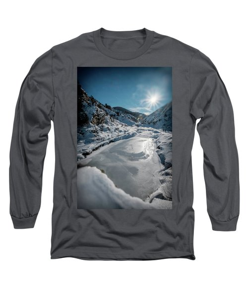 Winter Sun Long Sleeve T-Shirt