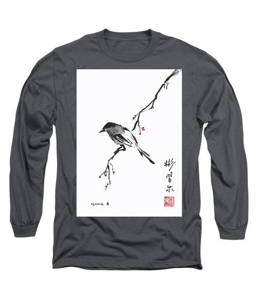 Winter Tolerance Long Sleeve T-Shirt