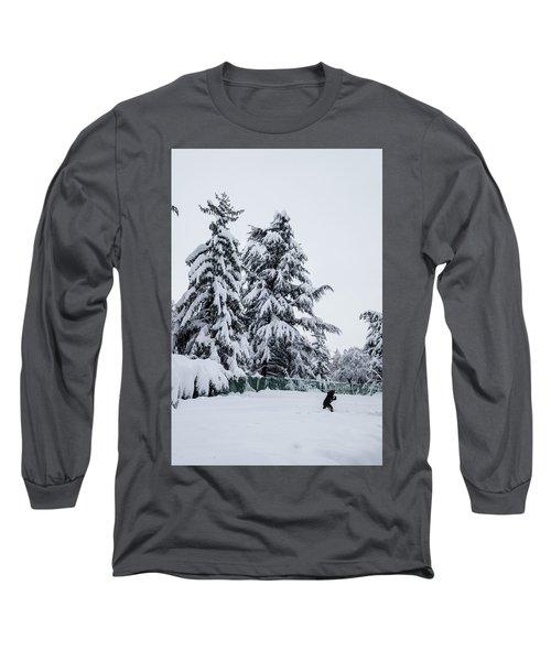 Winter Trekking-2 Long Sleeve T-Shirt